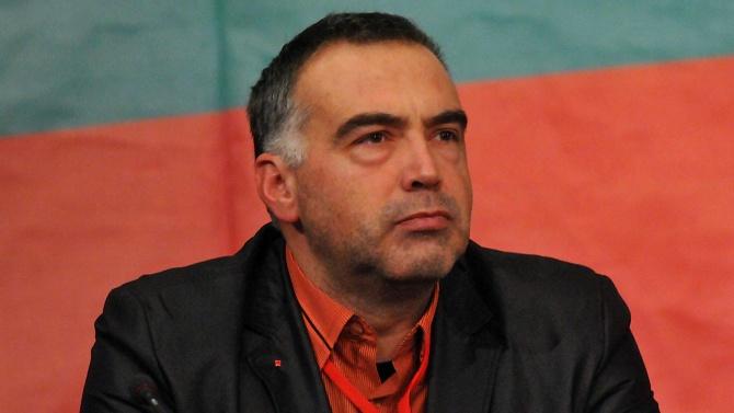 Според депутат от БСП Александър Паунов се е измъквал от разговора с Божков за уредени протести