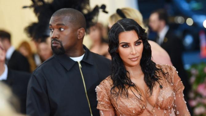 Ким Кардашиян призова за съчувствие към съпруга ѝ Кание Уест