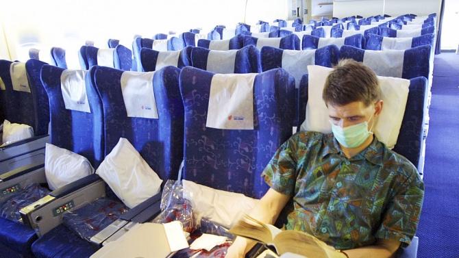Авиокомпания Юнайтед еърлайнс затегна изискването за носене на медицински маски