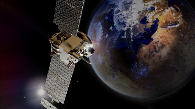 Китай изстреля сонда към Марс
