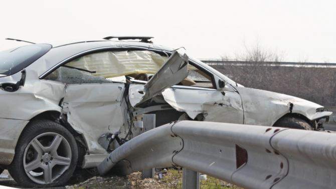 65-годишен мъж загина при меле на пътя В. Търново – Габрово