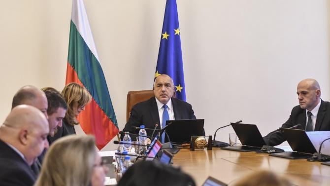 """Хронология на оставките в кабинета """"Борисов"""" 3"""