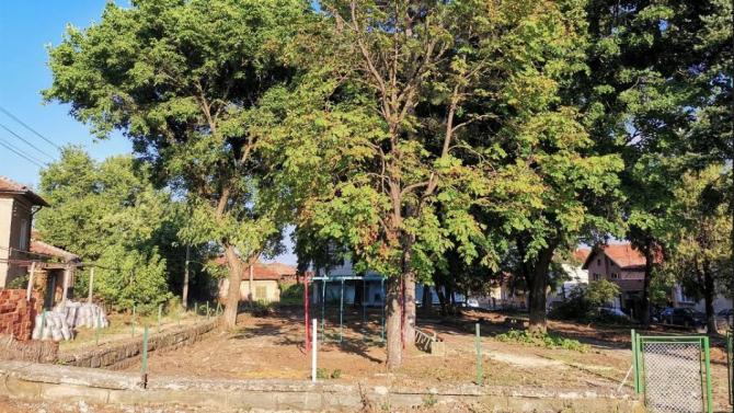 Преобразяват парка в село Лисец, община Ловеч, с проект по