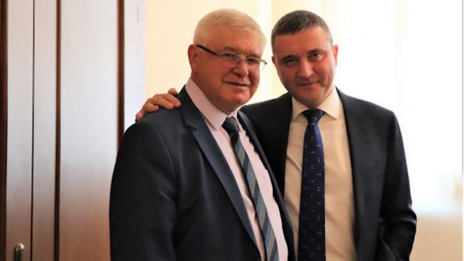 Кирил Ананиев прие поста на финансов министър от Владислав Горанов