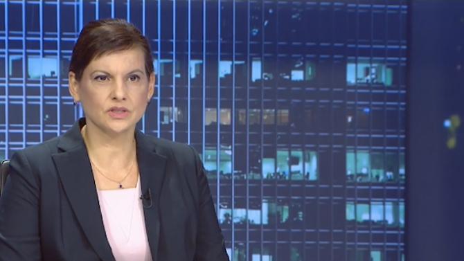 Даниела Дариткова: Протестите не отразяват настроенията на всички хора, не може една групичка да тероризира всички останали граждани