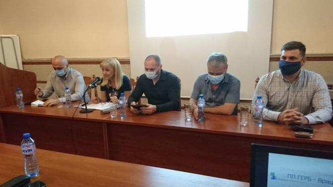 Цветомир Паунов във Враца: Служебно правителство означава хаос и безвремие