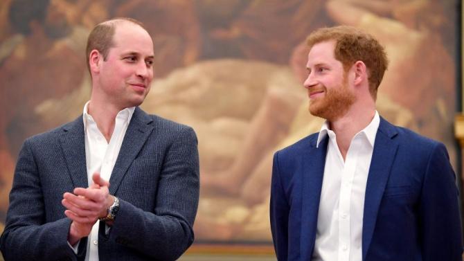 """Принц Уилям засегнал брат си - нарекълМеган Маркъл""""това момиче"""""""