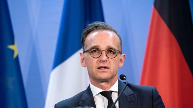 Външният министър на Германия отхвърля идеята на Тръмп за Русия и Г-7