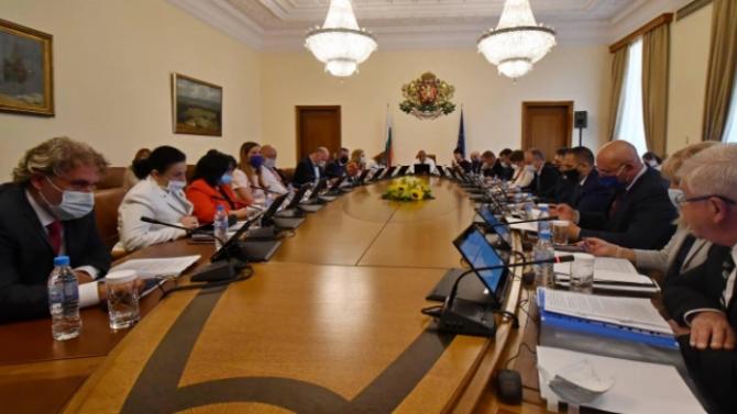 На пресконференция в сградата на Министерския съвет кабинетът представя идеите