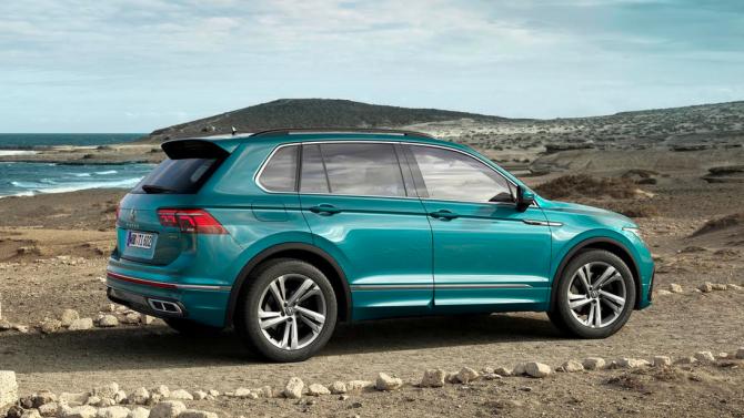 Обновление на най-продавания SUV модел в Европа – новият Tiguan внася електрическа мощ и динамично поведение в своя клас