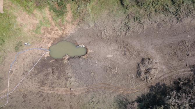 Свидетели разказаха за взрива на газопровода България-Гърция край Кулата