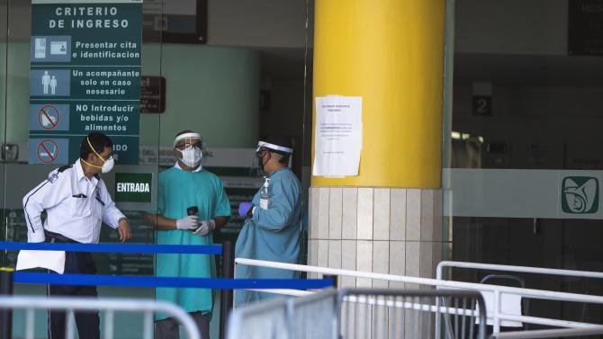 В Мексико, Бразилия, Аржентина и Колумбия бяха регистрирани нови случаи на коронавирус