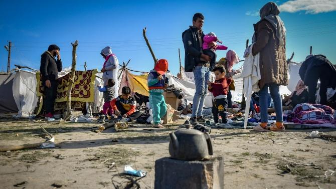 Повечето от спасените и откарани в Малта мигранти са дали положителен тест за COVID-19