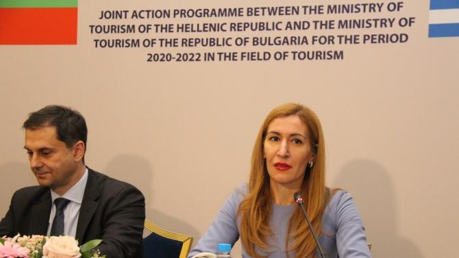Николина Ангелкова: Туризмът винаги ще бъде моя кауза