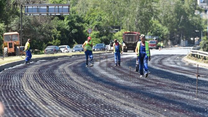 Община Тунджа започна изграждането на нова улица по европейски проект