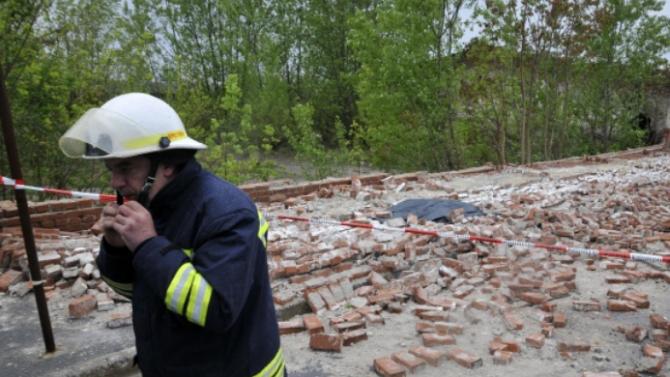 Съдят бивш ръководител на дирекция в МО заради срутването на оградата на военно подоление в Хасково
