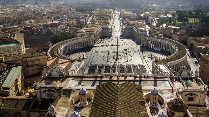 Ватикана и католическата епархия на Хонконг са били обект на хакерска атака