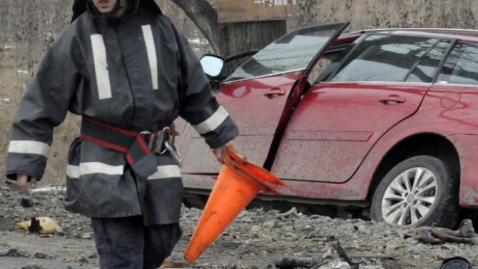 Двадесет катастрофи са станали в страната през изминалото денонощие, при