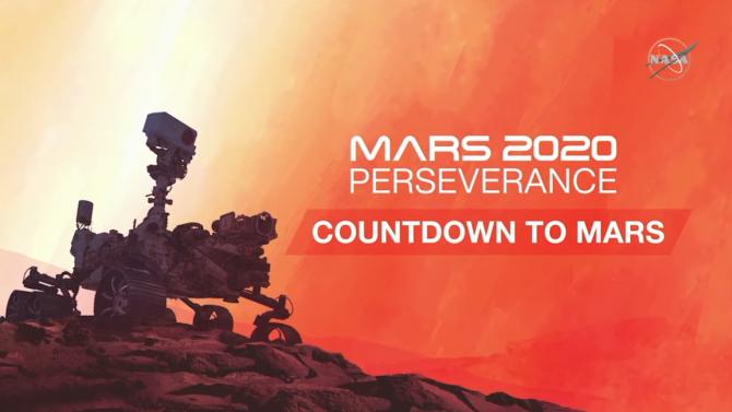 """За днес е насрочено изстрелването на ровъра """"Пърсивиърънс"""" към Марс"""