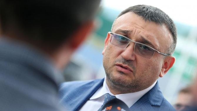 Младен Маринов става докторант