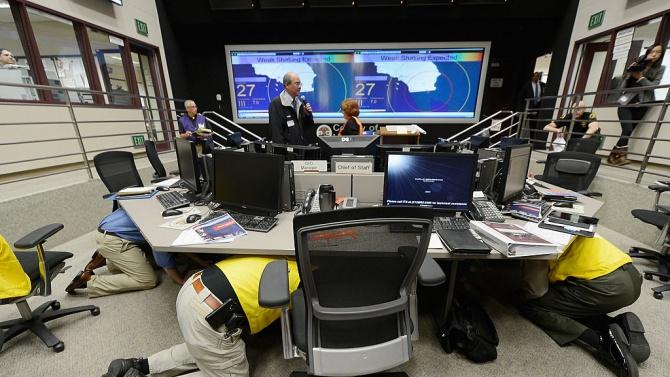 Земетресение в Лос Анджелис, няма данни за щети