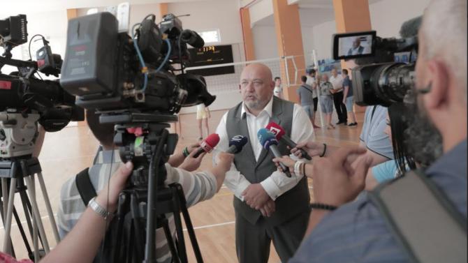 Министър Кралев: Ще успеем да възстановим икономическия живот в спортните клубове, след като народните представители намалиха на 9% ДДС на спортните услуги