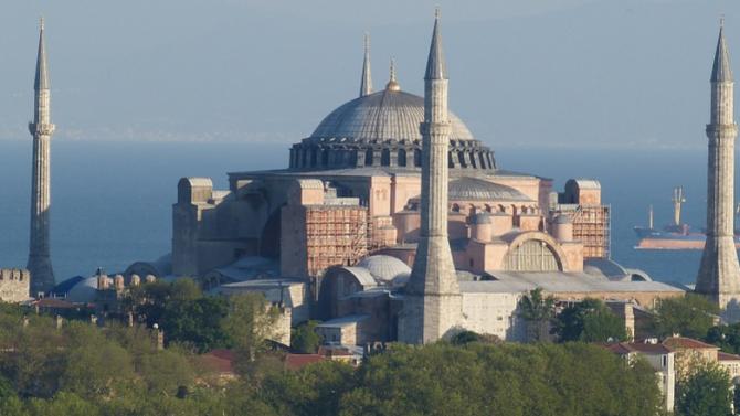 """ООН призова Турция да съхрани """"Св. София"""" като междукултурно пространство"""