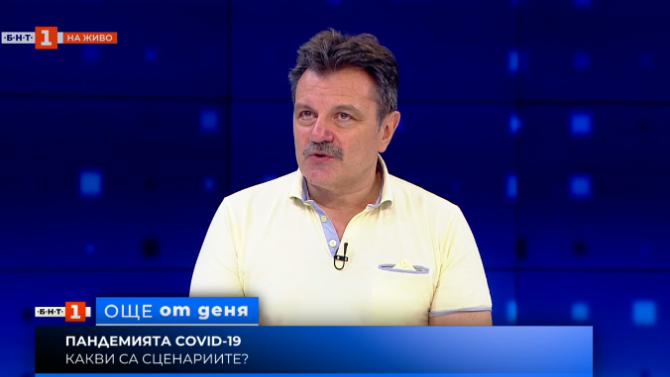 Д-р Александър Симидчиев разкри дали българите имат имунна памет срещу COVID-19