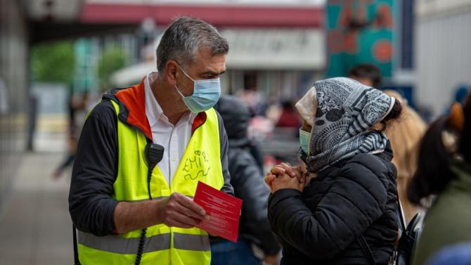 Заразените с коронавирус в Швейцария са се увеличили за денонощие