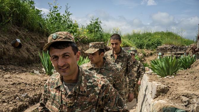 Нагорни Карабах отново предизвика брожения между Азербайджан и Армения
