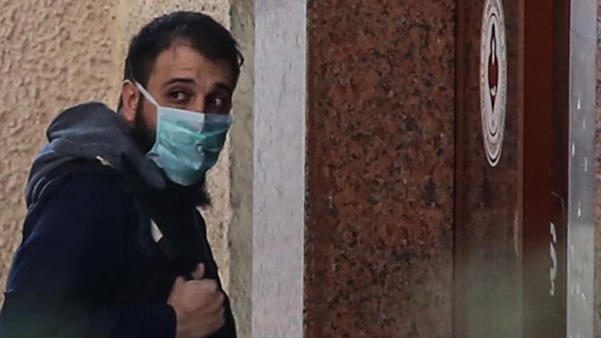 Броят на заразените и починалите вследствие на COVID-19 в Иран