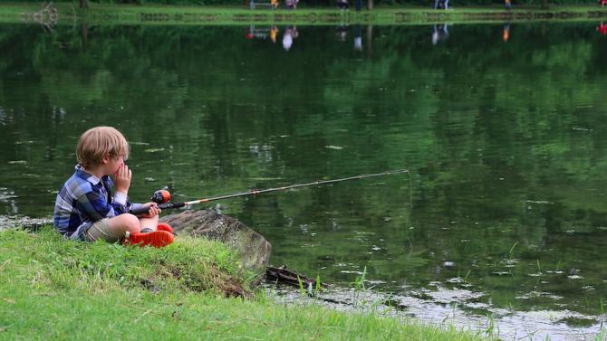 """Състезание """"Първи стъпки в риболовството"""" се състоя в тетевенското село"""