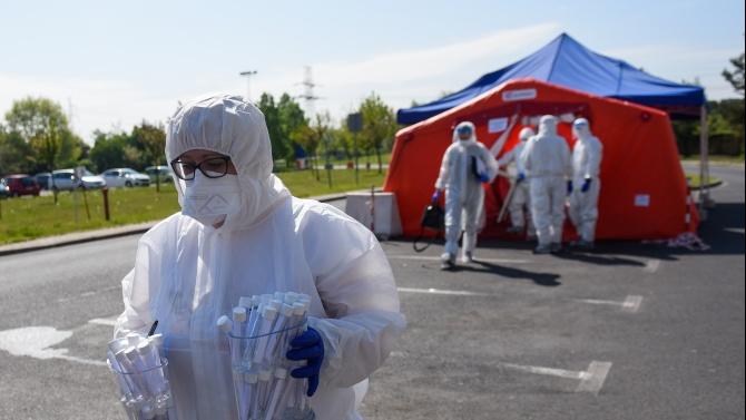 5394 нови случая на коронавирус в Русия
