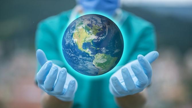 СЗО: По-малко от 10% от населението по света е прекарало COVID-19