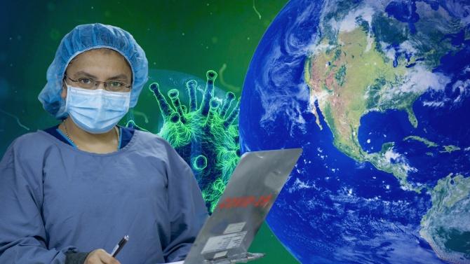 Южна Америка и Карибите прехвърлиха прага от 5 милиона случая на COVID-19