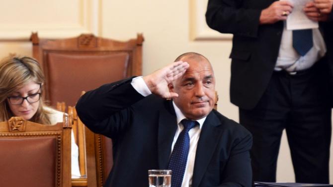 Алфа Рисърч: Ако изборите бяха сега - ГЕРБ остава първа сила, Борисов с преднина пред Радев
