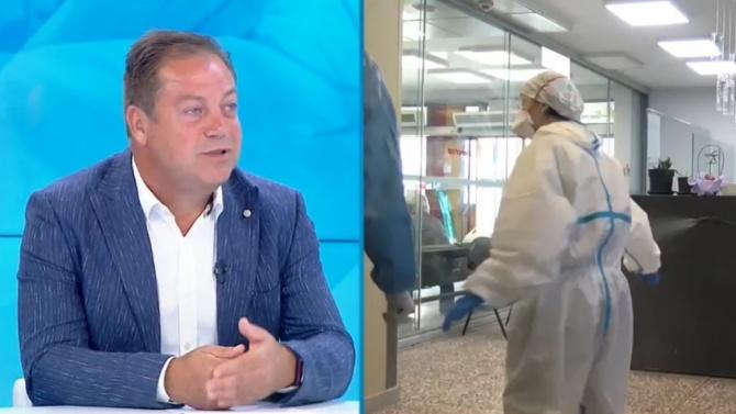 Д-р Иван Маджаров с шокиращо признание: Парите за COVID-19 не стигат до всички