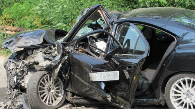 Плевенчанин загина на място при катастрофа на пътя Екзарх Антимово – Драганци