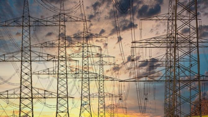 Производството на електроенергия в България е спаднало с 8.09 процента