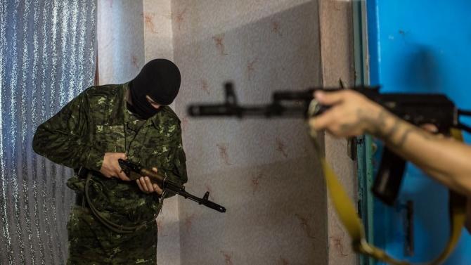 Бомбаждията от Киев: Аз съм Светият дух