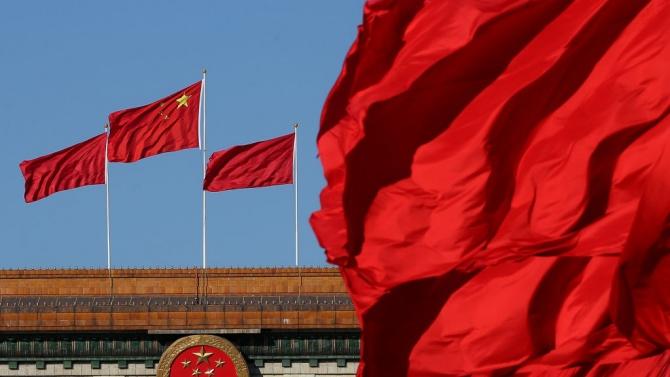 """Китай обвини днес САЩ в """"най-обикновено сплашване"""", след като американският"""