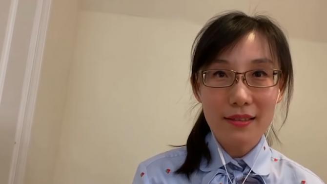 Избягала от Китай вирусоложка за COVID-19: О, нямате си представа за какво става въпрос!