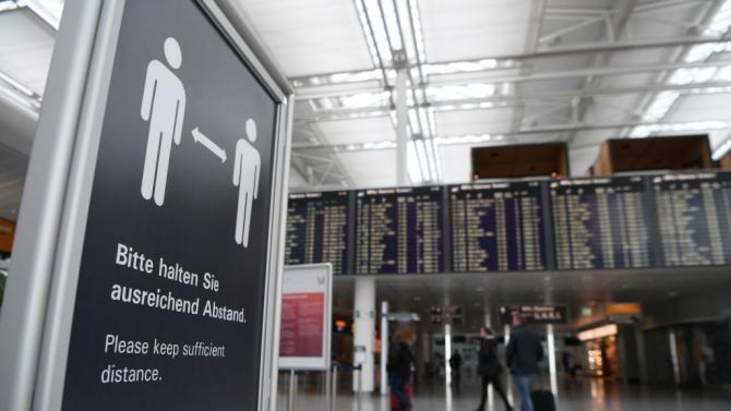 Редица медии в Германия съобщават за случаи на прибиращи се