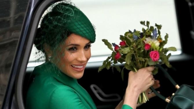 Кралското семейство поздрави Меган за рождения ѝ ден