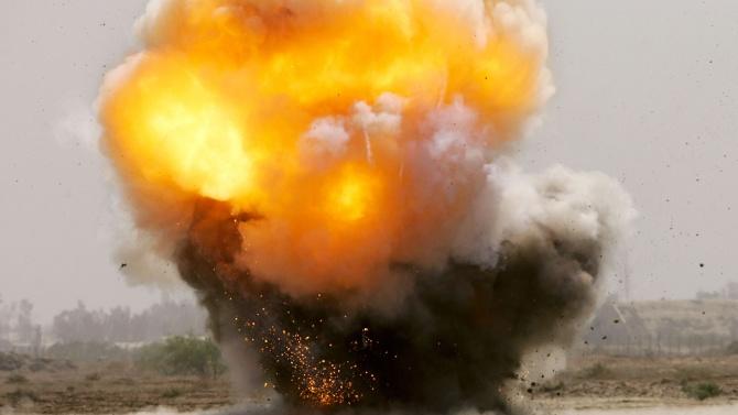 Мощен взрив разтърси днес ливанската столица Бейрут, съобщиха световните агенции.