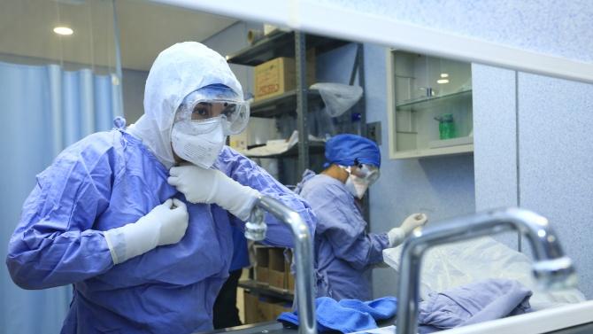 Броят на заразените с в Канада достигна 117 792, съобщи