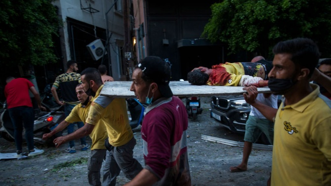 Иран има готовност да изпрати в Ливан лекари и медикаменти