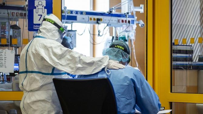 Чехия съобщи за 290 новозаразени с коронавирус