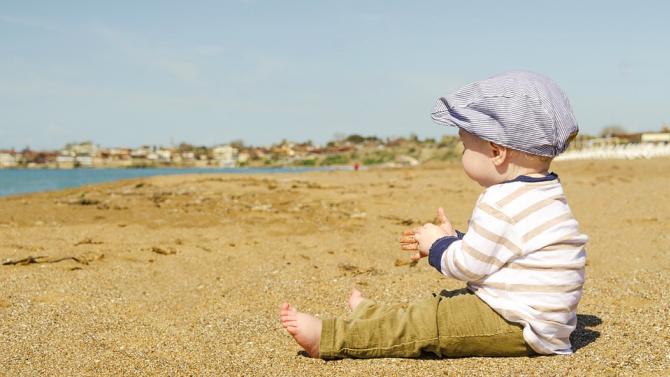 Пясъкът на плажовете на реки и езера е благоприятна среда
