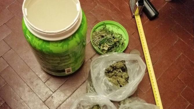 Спипаха голямо количество наркотици при спецакция във Велико Търново
